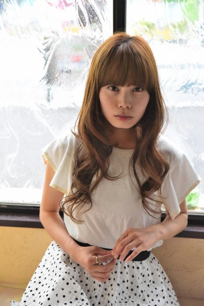 【クリザンテーム】巻き髪ロング