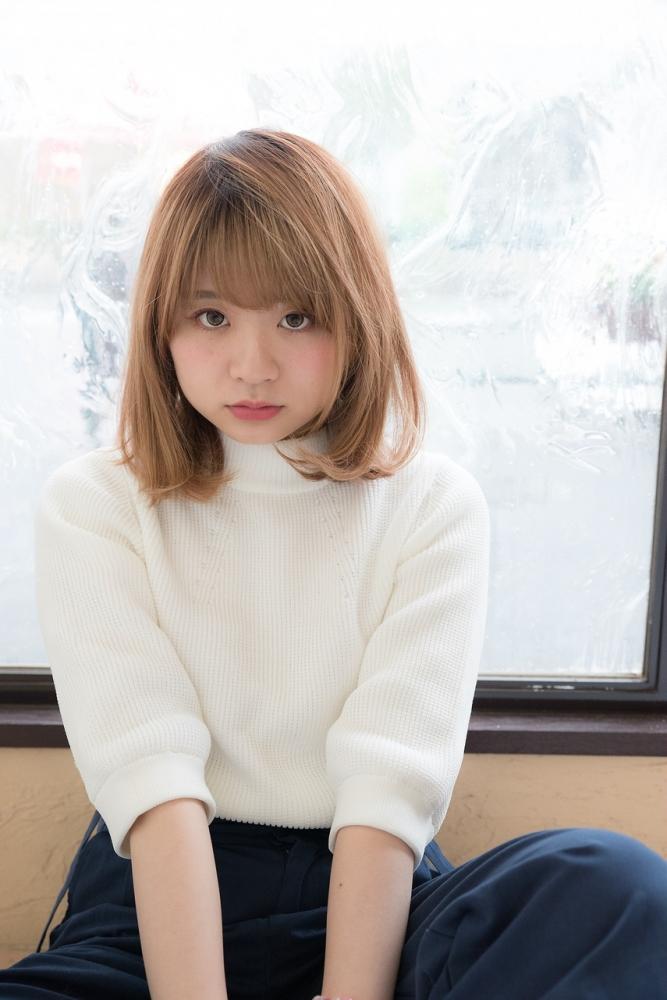 【クリザンテーム】シンプルボブ