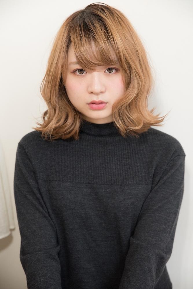 【クリザンテーム】ハネ感ミディアム