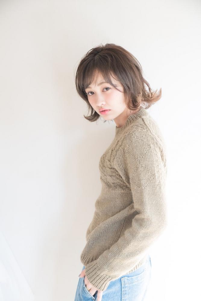 【クリザンテーム】カジュアルボブ